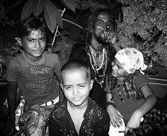 Hassan Ganda Don Jaun Baba And His Children