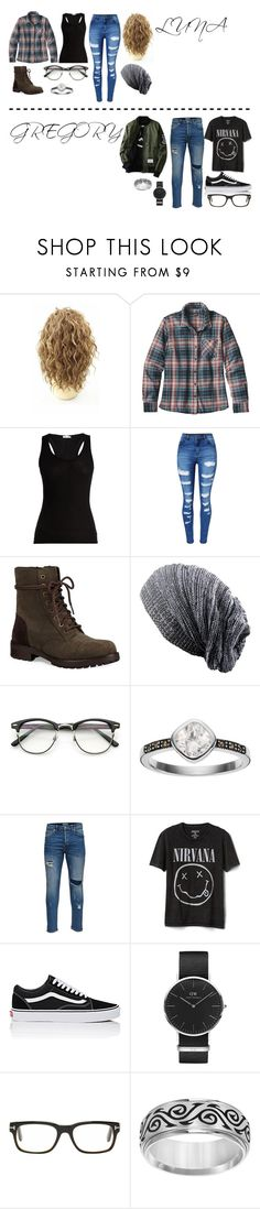 """Oh boy"" by asiaspells007 ❤ liked on Polyvore featuring Patagonia, Skin, WithChic, UGG, Silver Luxuries, Only & Sons, Gap, Vans, Daniel Wellington and Tom Ford"