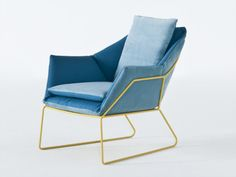 Armchair NEW YORK Collektion New York by Saba Italia | Design Sergio Bicego