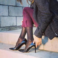 The perfect compression socks to transition from Summer to Fall - Rejuva sheer dot compression stockings. #rejuva #fashion #fashionista #currentlywearing #fashiondiaries  #mylook #ootd #lookoftheday #traveler #fashionaddict #whattowear #fashionable #fashionstyle #compression #fashionblog #health #travel #healthy #rejuvahealth #travelsocks #fashionlover #sheer #polkadot #fashiongram #compressionsocks #backtoschool #fallfashion