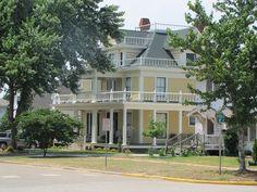 Statehood Inn, Chandler, Oklahoma