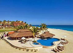 Zoetry - one of the best resorts in Cabo San Lucas...yum!