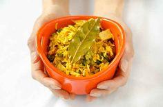Briyani (Rice, Veggies, and Spice Mix)