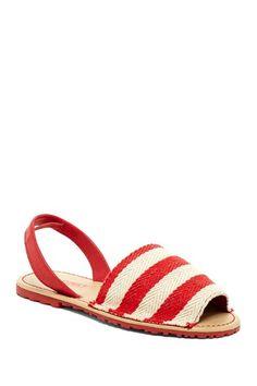 Earth Stripe Sandal on HauteLook