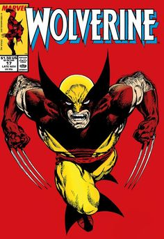Wolverine #17...Marvel Superheroes Art available at Castle Fine Art Gallery in The ICC #Birmingham