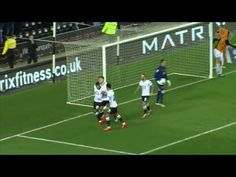 DERBY 4 0 HULL Hull City, Derby County, Match Highlights, Goals