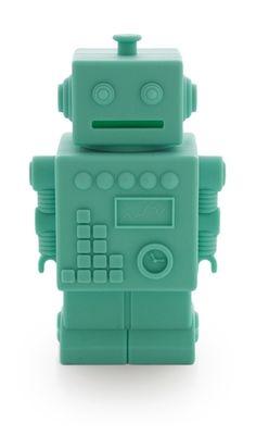 Spaarpot Robot - Mint