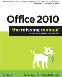 Office 2010: The Missing Manual Pdf Download