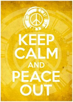 ☮ American Hippie Art ☮ Peace Sign
