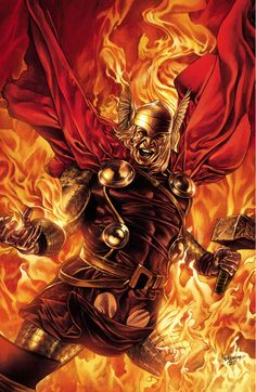 Take a first look at Thor from Marvel Comics. Thor must travel to the depths of the underworld and defeat a vicious evil. Marvel Comics, Ms Marvel, Asgard Marvel, Marvel Comic Universe, Marvel Heroes, Marvel Avengers, Marvel Art, Comic Book Characters, Marvel Characters