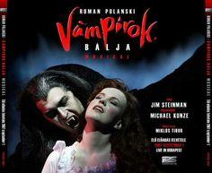 Jim Steinman : Vámpírok Bálja - FL2016 Karmina rencontre l'opéra