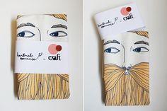 handmade romance: craft vic + hmr tea towel
