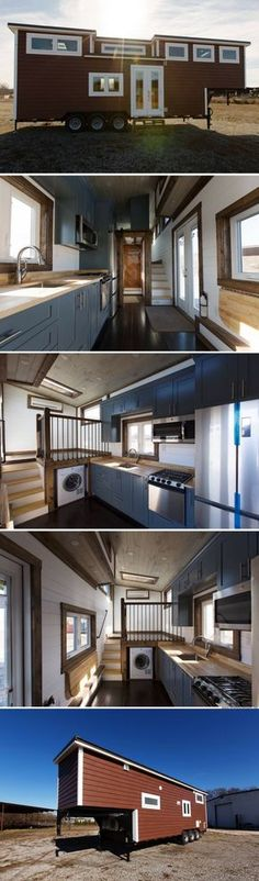 The Lookout v2 from Tiny House Chattanooga