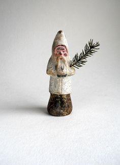 Antique Belsnickle Santa.