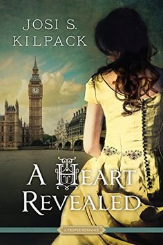 A Heart Revealed (Proper Romance) by Josi S. Kilpack  Enjoyed this read!  It was clean and well written. A story of what matters most and unconditional love.