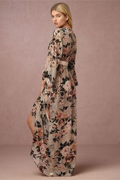 To wear in my beautifully dilapidated New Orleans compound Kimono Largo d83c927ccf05
