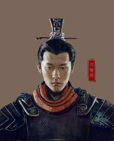 More fanart from #Nirvana in Fire #chinese #drama
