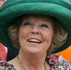 Koningin Beatrix... een instituut