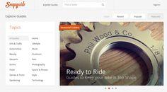 Snapguide: Crea tutoriales desde tu iPhone o iPad para verlos en la PC