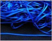 1 mètre de Ruban bleu roi 3mm ribbons : Rubans, biais pour bijoux par lilycherry