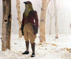 pique-nique - likeafieldmouse: Paolo Ventura - Winter Stories...