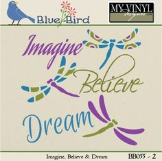 DIGITAL DOWNLOAD ... Life Vector in AI, EPS, GSD, & SVG formats @ My Vinyl Designer #myvinyldesigner #bluebird