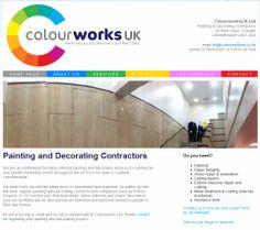 ColourworksUK painting & decorating contractors