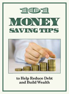 101 Money Saving Tips to Help Reduce Debt and Build Wealth was created to help the 95% of the population that is retiring broke find more money to use to get out of debt before it's too late. http://www.amazon.com/gp/product/B007BGPZJC