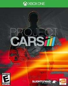 Project Cars - Xbox One - Larger Front