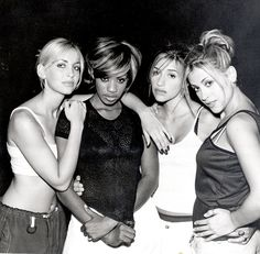 Throwback: The girls were originally formed in 1993 but have since reformed once