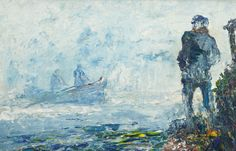 View MISTY MORNING by Jack Butler Yeats on artnet. Browse upcoming and past auction lots by Jack Butler Yeats. Irish Painters, Jack B, Irish Art, Global Art, Art Market, Impressionist, Butler, Original Artwork, Modern Art