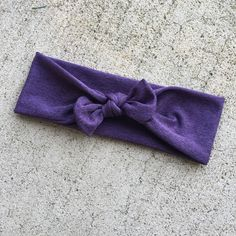 purple bow, purple top knot, grape bow, hair accessories, baby hair accessories, top knots and turbans, baby turban, purple hair accessories by shopsimplydarling on Etsy