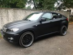 BMW X6 matte