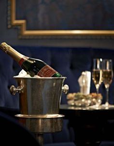 Champagne for a Lady  | Luxe Be A Lady