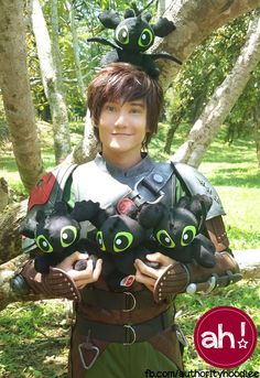 Hiccup Cosplay How to train your dragon 2 by liui-aquino on deviantART