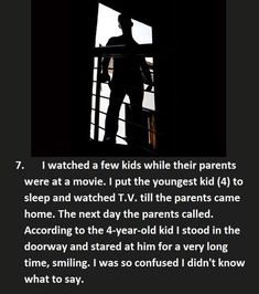 Children are known for saying the darndest things, mostly because they are so honest and innocent. But what if you heard a kid saying terrifying things like these?