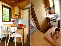 BEST TINY HOUSE KITCHEN DESIGN IDEAS!