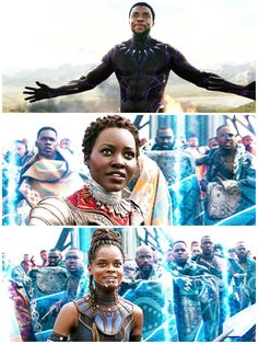 The Black Panther Lives!
