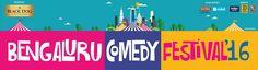 Bengaluru Comedy Festival 2016 - http://explo.in/2fCEBu7 #Banngalore
