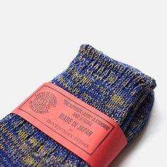 Inventario del Artículo 011: Corto Melange Calcetines Royal