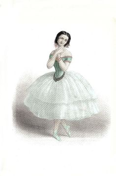 Ballerina Fashion Plate! 3!   Flickr - Photo Sharing!