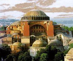 Antikefan --> Byzantion, Konstantinopel, Byzanz