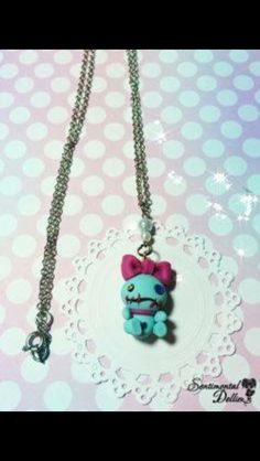 Disney Lilo & Stitch necklace