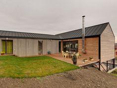 Dům Brandýsek - nízkoenergetické domy | molo architekti