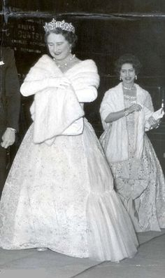 RC Commonweath Dinner Gown, Hardy Amies worn by HM The Queen in Nova Scotia during a Commonwealth visit to Canada, 1959 will feature