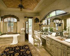 A Glamourous Spanish Style Mansion | Elegant Residences™