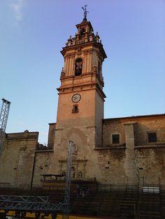 Valencia Campanar Basílica de Sant Jaume