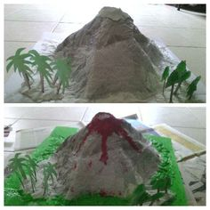 My Malay project for term 4. Its about Earth. The children will learn about volcanoes and many more. Like to share my very own volcano made out of recycled items such as plastic botol, old newspaper, paint, glue and lots of love...hehehe