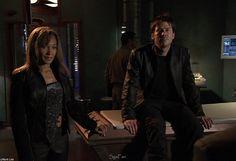 Teyla & John