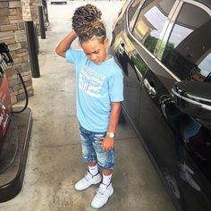 Inspiration for curly biracial boys haircuts & styles. From mixed kids' afros to boy buns, twists, cornrows and fades, we've got loads of ideas to get creative. Baby Boy Swag, Kid Swag, Cute Baby Boy, Swag Girls, Mixed Baby Boy, Cute Mixed Babies, Cute Babies, Cute Kids Fashion, Baby Boy Fashion